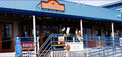 Go to Blue Goose Produce website